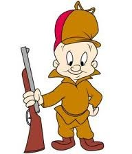 elmer fudd hunting - safety tips from Frederick Insurance